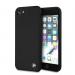 Чехол CG Mobile Signature Collection BMW iPhone 8 Plus/7 Plus Black Silicone Hard Case