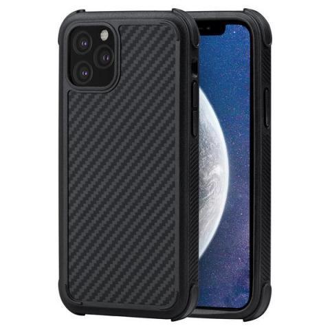 Чехол Pitaka MagCase Pro Black/Grey для iPhone 11 (KI1101RP)