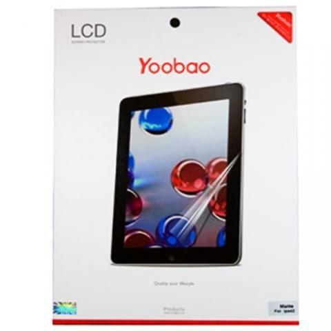 Защитная плёнка Yoobao screen protector для iPad Air 2 (прозрачная)