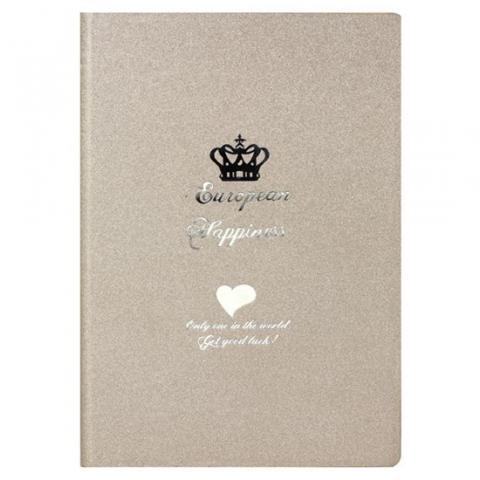 Чехол с рисунком iBacks Ultra-slim Crown золотой для iPad mini 2/3