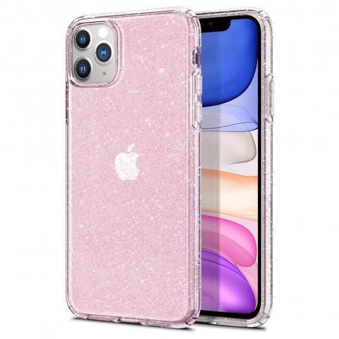 Силиконовый чехол Rock Pure для iPhone 11 Pro Max - Pink