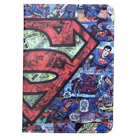 """Чехол Print Case для iPad 9.7"""" (2017/2018) - Superman"""