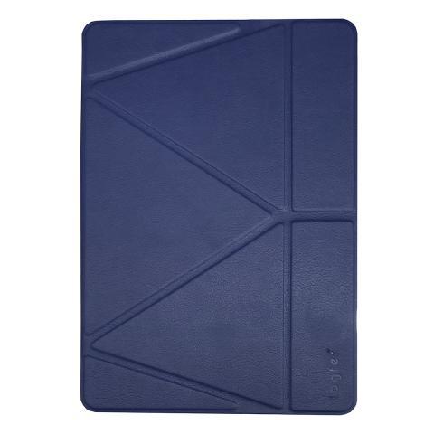 """Чехол Origami Logfer Case с держателем для стилуса для iPad Pro 12.9"""" (2020) - Темно-синий"""