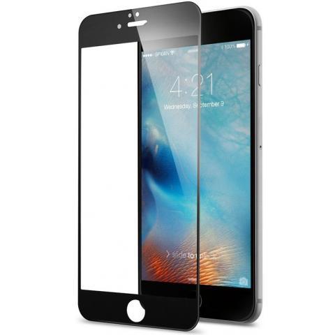 Защитное стекло 3D Effect для iPhone 6 Plus/6S Plus - Black