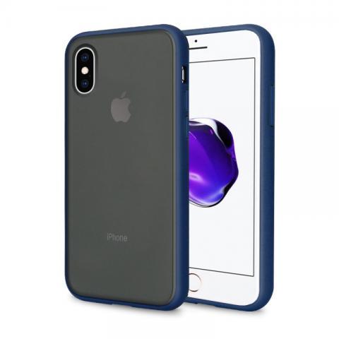 Противоударный чехол AVENGER для iPhone XS Max - Blue