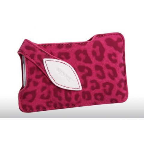 Чехол мешочек Momax The Core для iPhone 4/4s - red