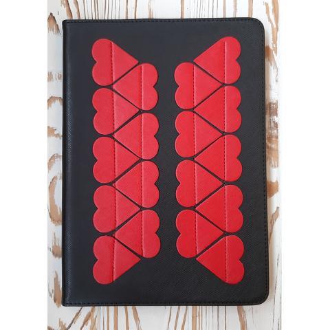 Чехол Love для iPad Air 2 Black&Red