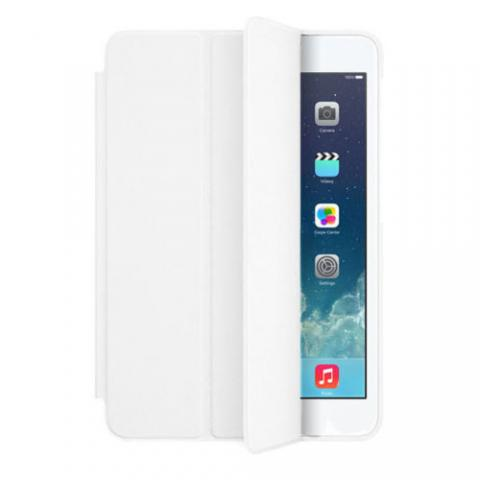 Apple Smart Case Polyurethane для iPad Mini/ Mini 2/ Mini 3 - White