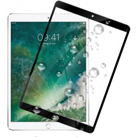 Защитное стекло 10D для iPad 2/3/4 Black