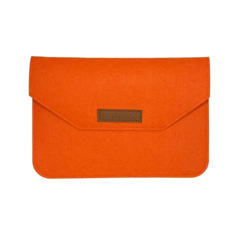 """Чехол из войлока для MacBook Air/Pro 13.3"""" - Orange"""