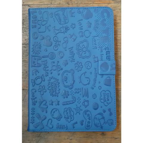 Чехол CUTE для iPad Mini/ Mini 2/ Mini 3 Blue