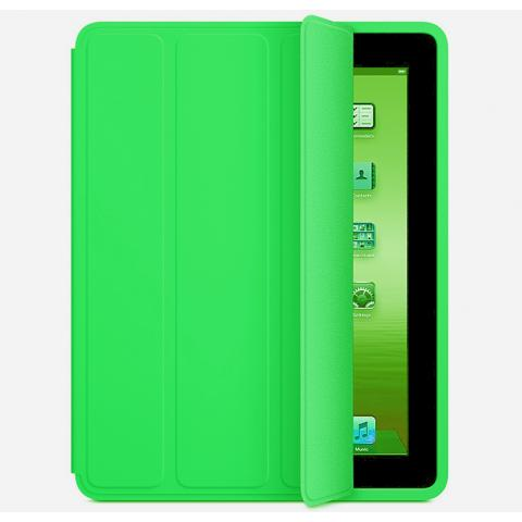 Apple Smart Case для iPad 2/3/4 Green (Hi-copy)