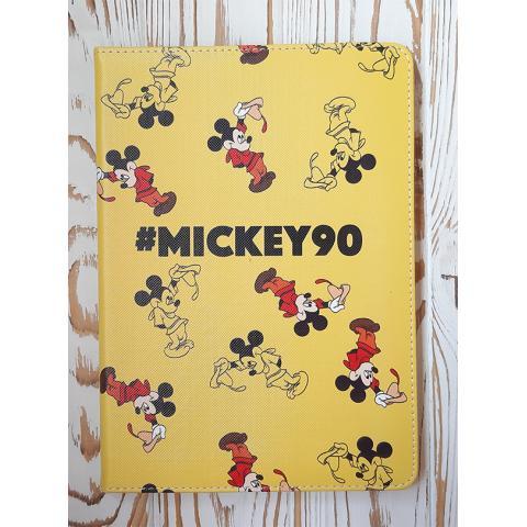 Чехол Mickey 90 для iPad 2/3/4 Yellow
