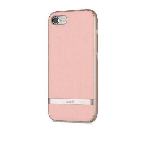 Чехол Moshi Vesta Textured Hardshell Case Blossom Pink for iPhone 8/7 (99MO088304)
