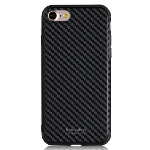 Чехол для Apple iPhone 7 - WK Roxy черный хром