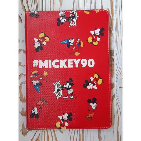 Чехол Mickey 90 для iPad 2/3/4 Red