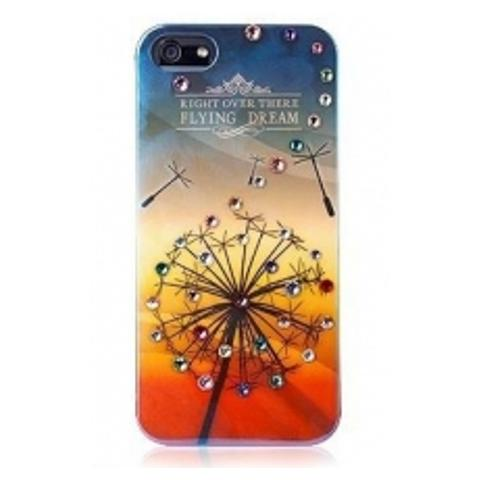 Joyroom Bling Swarovski Blue Blowball для iPhone 5/5s