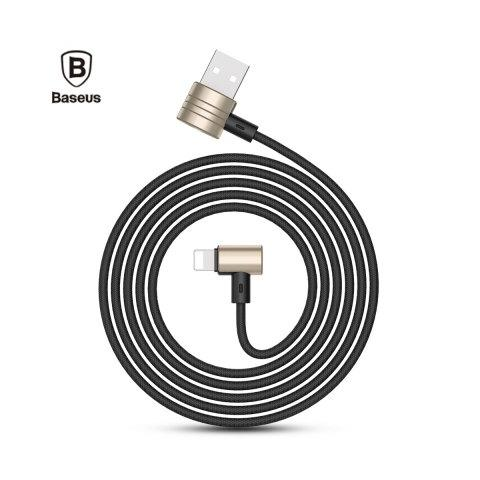 Baseus T-type 8 Pin Magnet Wire ( Side Insert ) for iPhone - Gold