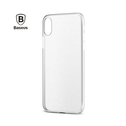 Baseus Wing Case White for iPhone X