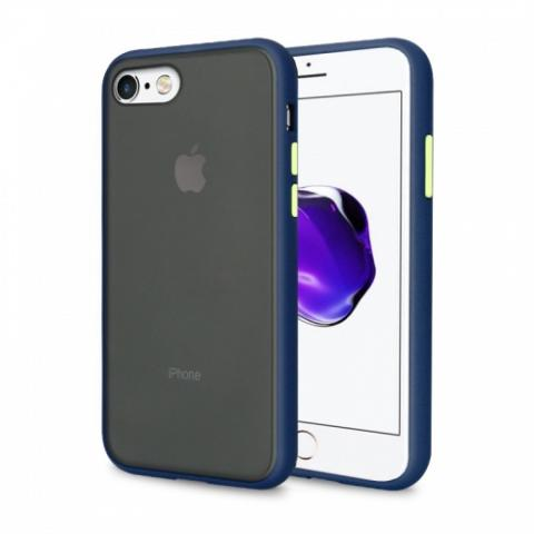 Противоударный чехол AVENGER для iPhone 7/8 - Blue/Green