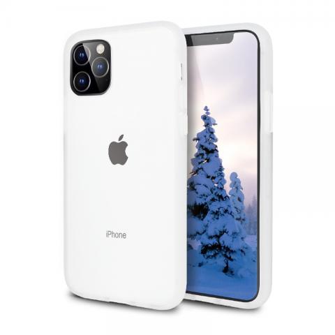 Противоударный чехол AVENGER для iPhone 12 Mini - White