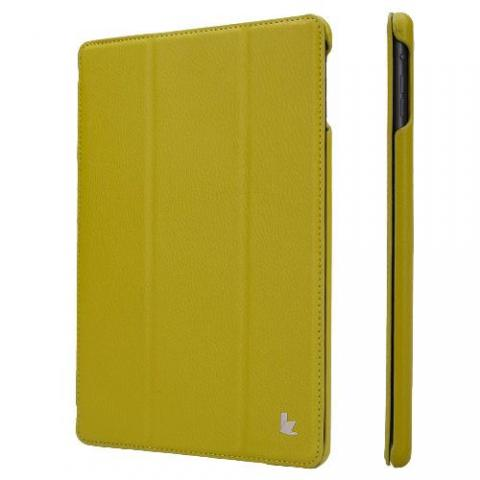 Чехол Jisoncase Ultra-Thin Smart Case для iPad Air - olive