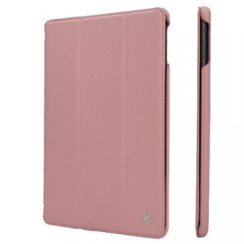 Чехол Jisoncase Ultra-Thin Smart Case для iPad Air - pink