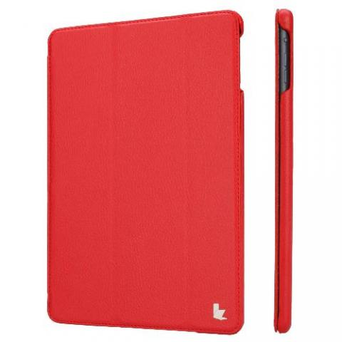 Чехол Jisoncase Ultra-Thin Smart Case для iPad Air - red