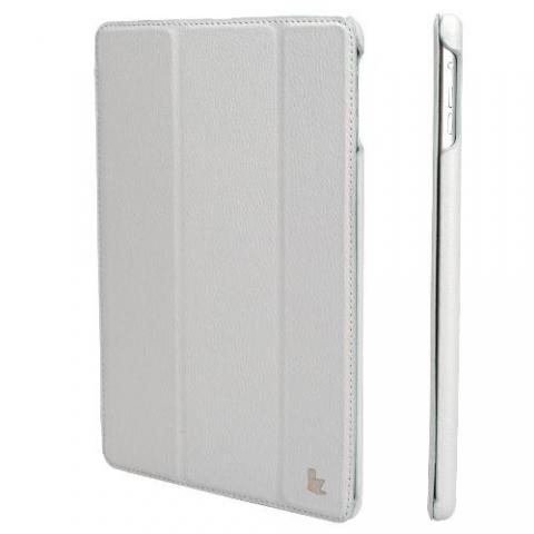 Чехол Jisoncase Ultra-Thin Smart Case для iPad Air - white