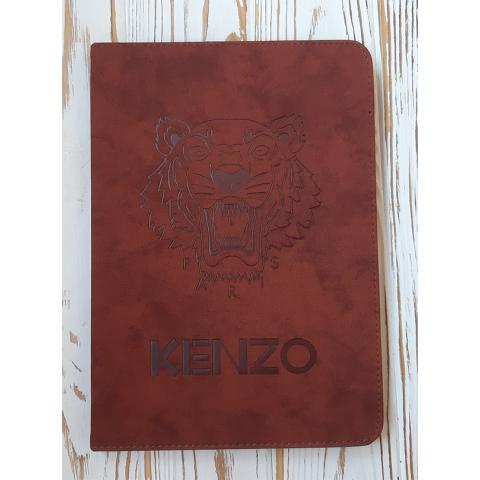 "Чехол Kenzo для iPad 9.7"" (2017/2018) Brown"