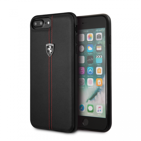 Чехол CG Mobile Heritage Collection iPhone 8 Plus/7 Plus Ferrari Genuine Leather Heritage