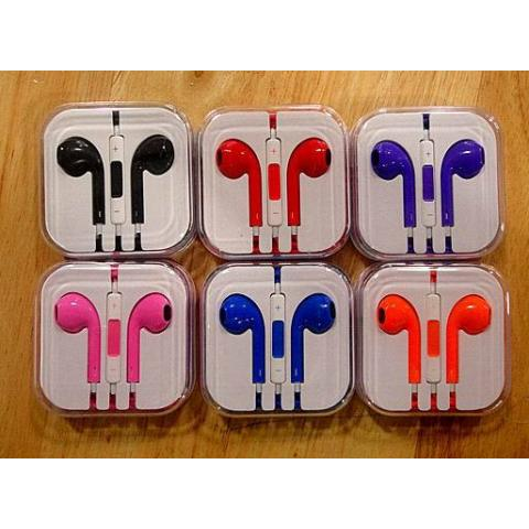 Наушники Apple EarPods with Remote and Mic - в цветах