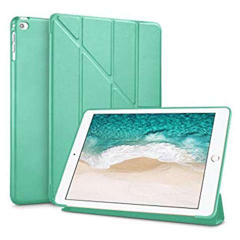 "Чехол Y-type Case (PU Leather + Silicone) для iPad 7 10.2"" (2019) - Turquoise"