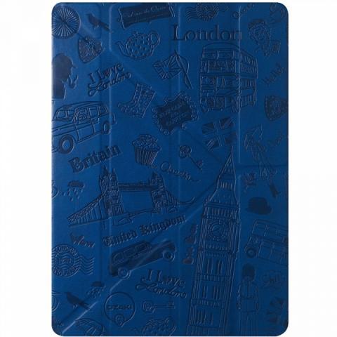 OZAKI O!coat-Travel London for iPad Air Dark Blue (OC111LD)