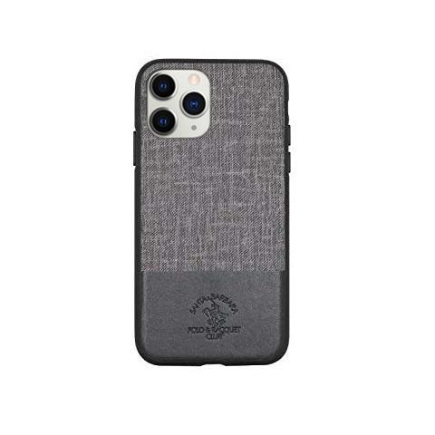 Кожаный чехол Polo Virtuoso черный для iPhone 11 Pro Max