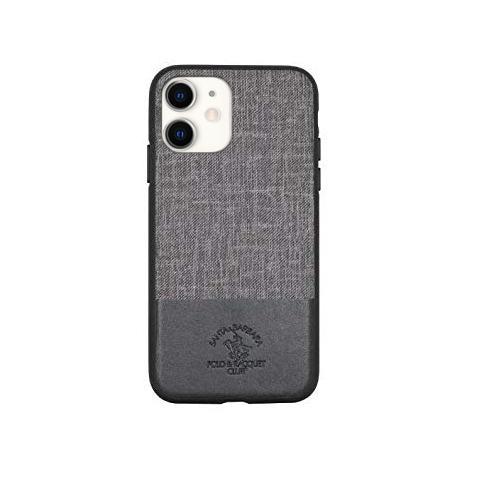 Кожаный чехол Polo Virtuoso черный для iPhone 11