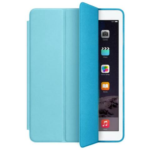 Apple Smart Case Polyurethane для iPad Mini/ Mini 2/ Mini 3 - blue