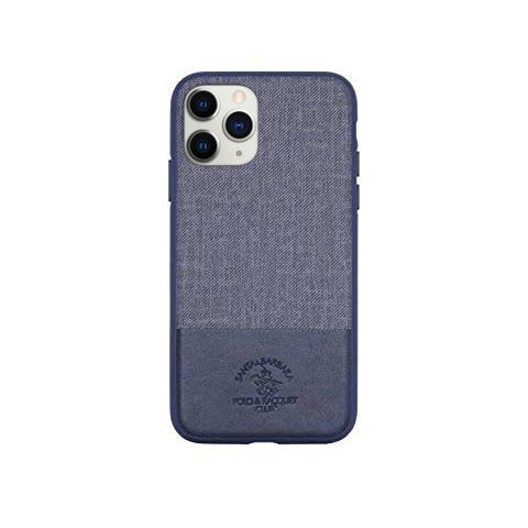 Кожаный чехол Polo Virtuoso черный для iPhone 11 Pro