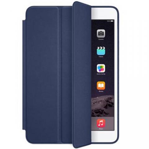 "Чехол Smart Case Polyurethane для iPad Pro 12.9"" (2017) - Dark Blue"