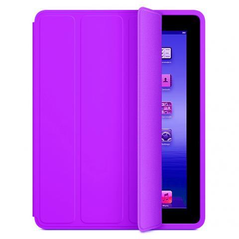 Apple Smart Case для iPad 2/3/4 Violet (Hi-copy)