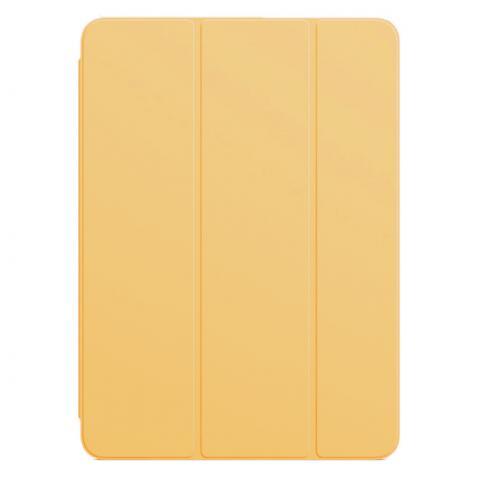"Чехол-книжка Smart Folio Mutural Leather Magnetic Case для iPad Pro 12.9"" (2018) Gold"