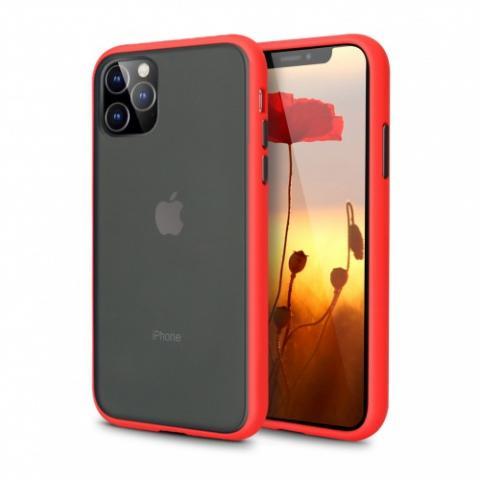 Противоударный чехол AVENGER для iPhone 11 Pro Max - Red/Black