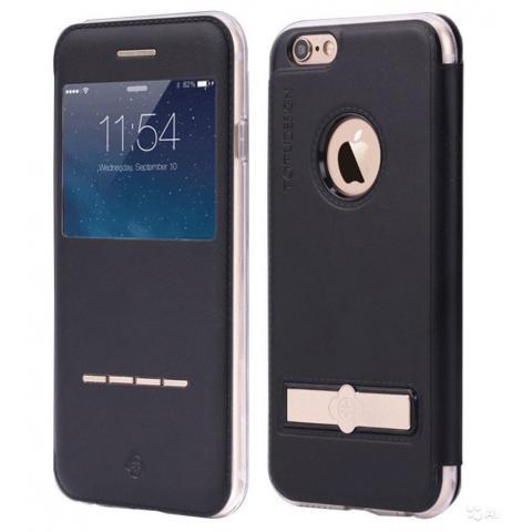 Чехол-книжка TOTU Touch Series для iPhone 7 Plus - black