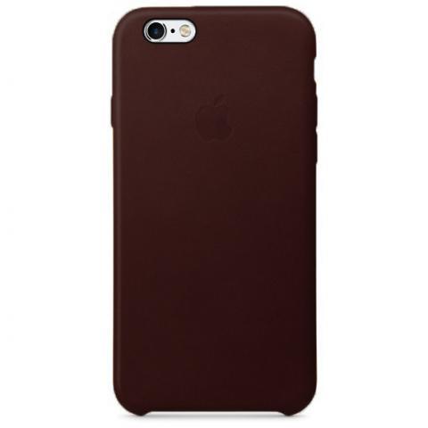 Apple Case iPhone 7Plus Dark Brown