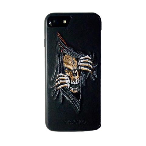 Чехол-накладка для iPhone 7 Plus Santa Barbara Grunge - Black