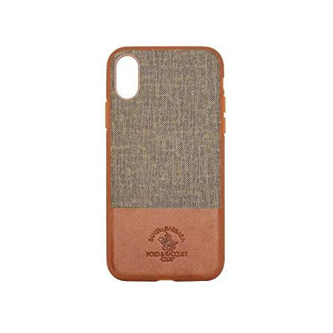 Чехол POLO Virtuozo Protective Case для iPhone XS Max Brown