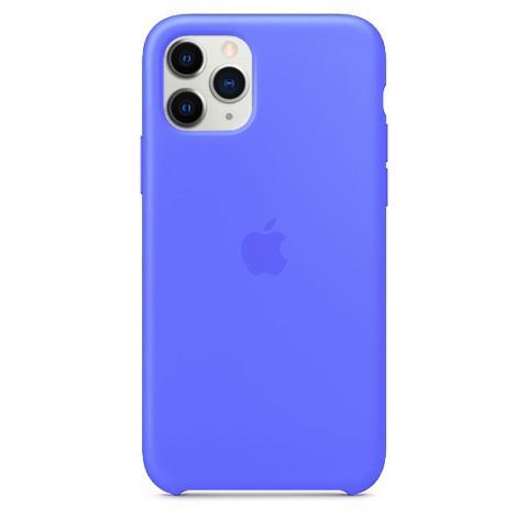 Apple Silicone Case для iPhone 11 Pro Max - Glycine (Hi-Copy)