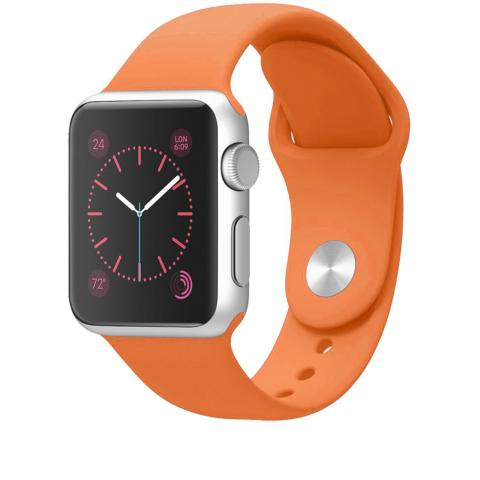 Ремешок Orange Sport Band for Apple Watch 38/42mm