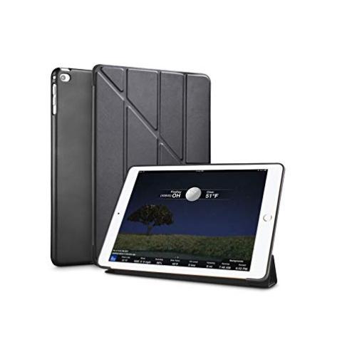 Чехол Y-type Case (PU Leather + Silicone) для iPad 4/ iPad 3/ iPad 2 Black