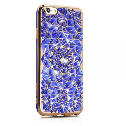 Чехол для Apple iPhone 7 WK Sunflower - Blue